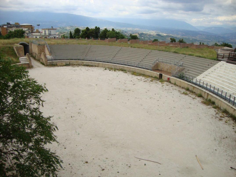 anfiteatro di larino