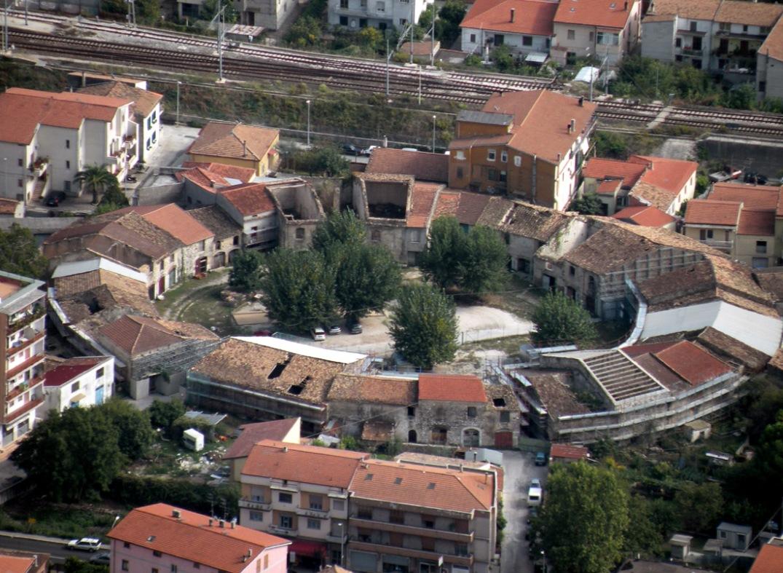 Venafro - anfiteatro