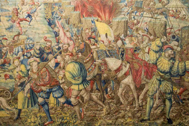 Battaglia-di-Pavia-quarto-arazzo