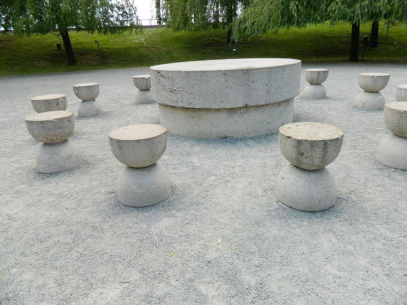 tavola del silenzio