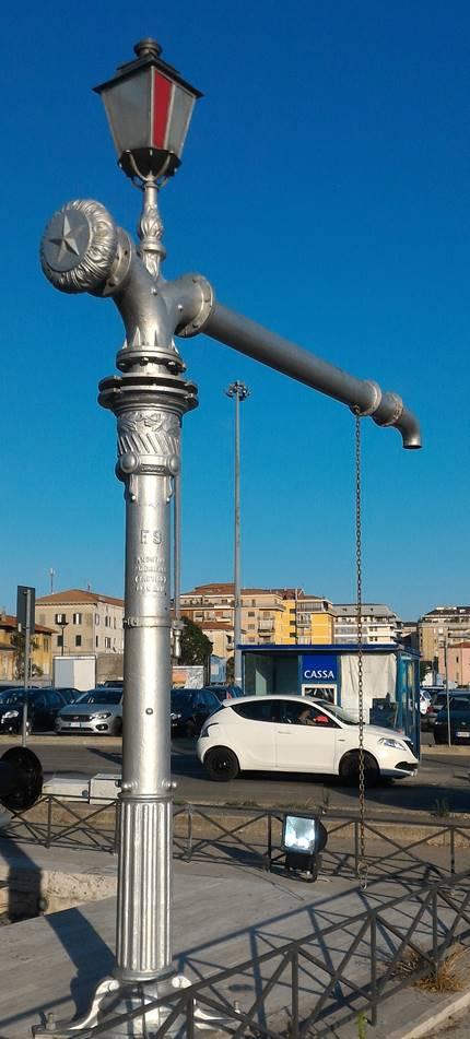 colonna idraulica